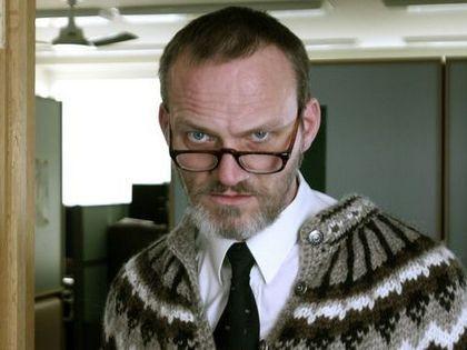 Ingvar Eggert Sigurðsson, czyli filmowe wyobrażenie Erlendura Sveinssona