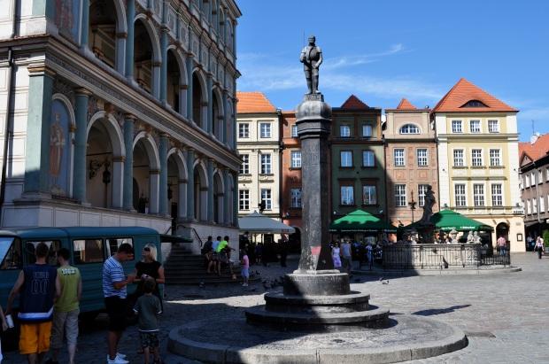 Poznań.Pręgierz