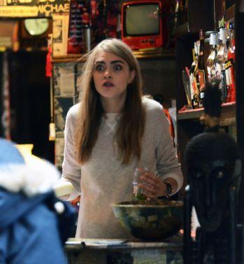 Cara Delevingne w roli Melanie - nonszalancki, zabawny i bezpardonowy powiew świeżości