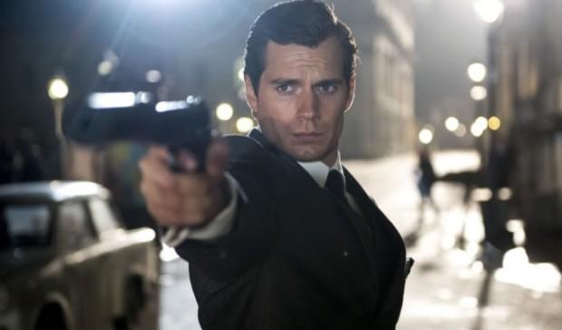 Henry Cavill - ucieleśnienie klasycznego filmowego agenta. Trzymam kciuki, aby to właśnie on został nowym wcieleniem Jamesa Bonda.
