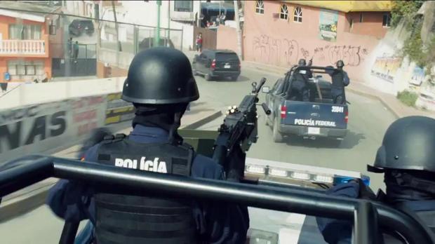 Witajcie w Juárez!