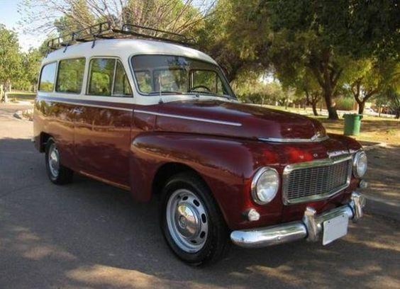 Volvo P210 Duett Kombi z 1966 r., które pojawia się w powieści i przysparza Ravnowi niemałych kłopotów./ Źródło zdj.: http://bringatrailer.com/2013/09/05/never-this-nice-1966-volvo-p210-duett/?utm_source=Daily+Email+9/6/13&utm_campaign=BaT+Daily+Email&utm_medium=email