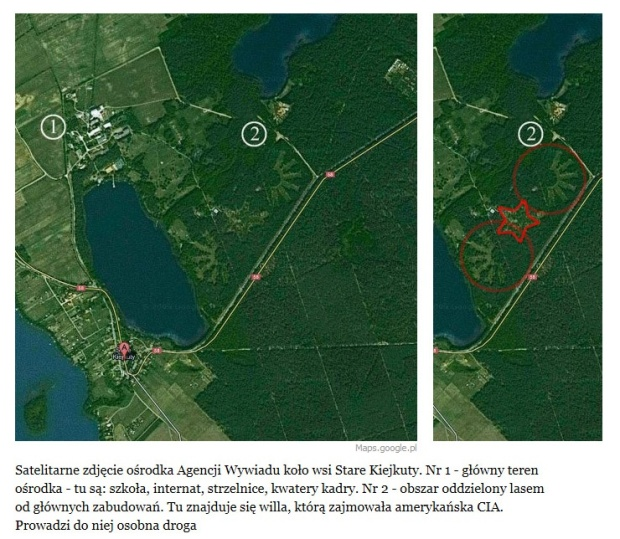 Źródlo: https://radtrap.wordpress.com/2012/04/06/satelitarne-zdjecie-osrodka-agencji-wywiadu-kolo-wsi-stare-kiejkuty/.